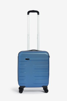 Blue Small Hard Case With TSA Security Lock