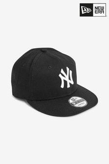 New Era Black MLB 9FIFTY NY Snapback