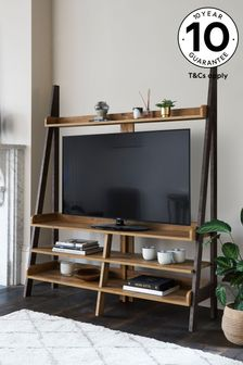 Bronx Superwide TV Ladder Shelf