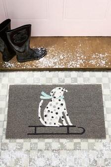 Dalmatian Doormat