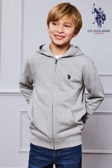 U.S. Polo Assn. Zip Up Hoody