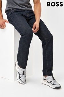 BOSS Blue Maine Regular Fit Jeans