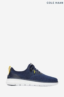 Cole Haan Blue Generation Zerogrand Stitchlite Slip-On Trainers