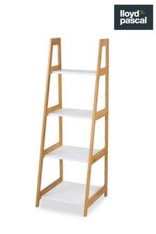 Lloyd Pascal Bamboo Ladder Shelves