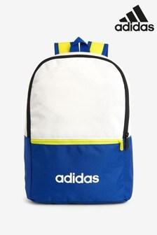 adidas Little Kids Blue/Grey Backpack