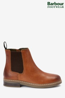 Barbour® Tan Farsley Boots
