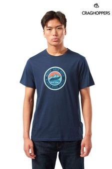 Craghoppers Blue Mightie T-Shirt