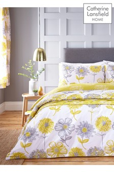 Catherine Lansfield Banbury Floral Easy Care Bed Set
