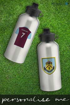 Personalised Burnley Water Bottle by Personalised Football Gifts