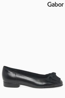 Gabor Black Amy Shoe