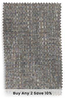 Dark Natural Chunky Boucle Fabric by the Roll