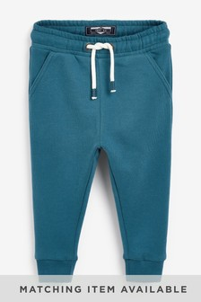 Teal Joggers Soft Touch Jersey (3mths-7yrs)