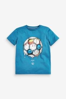 Blue T-Shirt (3-16yrs)