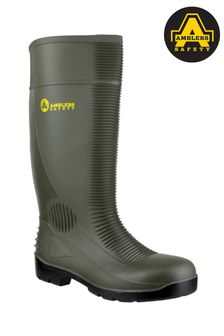 Amblers Safety Green FS99 Safety Wellington Boots