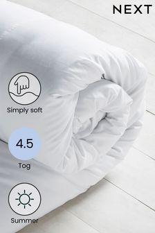 Simply Soft 4.5 Tog Duvet