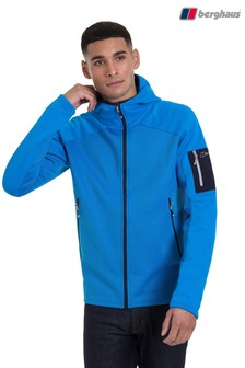 Berghaus Blue Sidley Hooded Fleece Jacket
