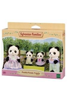Sylvanian Families Pookie Panda Set