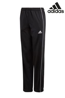 adidas Football Core Black Joggers