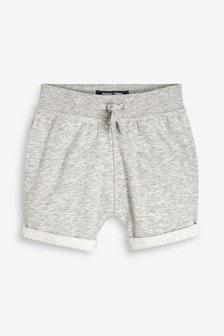 Grey Marl Shorts (3mths-7yrs)