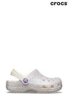 Crocs™ Classic Glitter Clogs