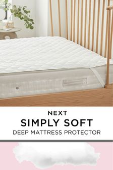 Simply Soft Deep Mattress Protector