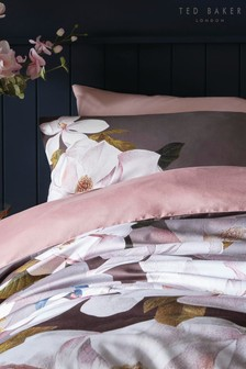 Set of 2 Ted Baker Exclusive To Next Opal Floral Cotton Pillowcases