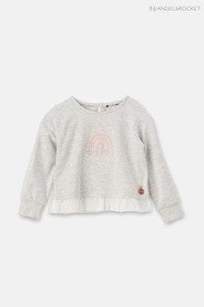 Angel & Rocket Rainbow Sweatshirt