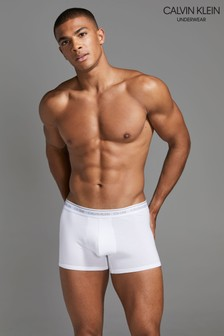 Calvin Klein White Trunks