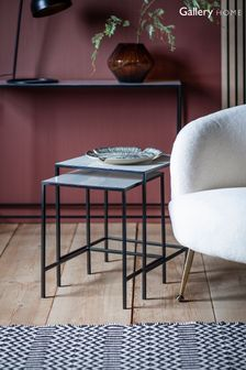 Mellieha Nest of 2 Tables By Hudson Living