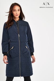 lowest discount on feet at top quality Women's coats and jackets Armani Exchange Armaniexchange ...