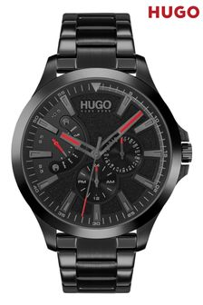 HUGO Black Leap Bracelet Watch