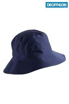 Decathlon Men's Rain Weather Navy Blue Size 58-62cm Inesis Hat