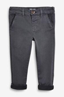 Grey Stretch Chinos (3mths-7yrs)