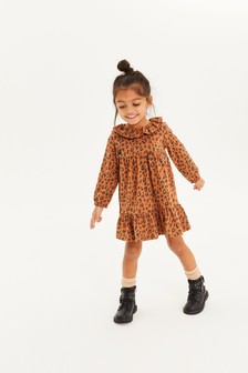 Animal Tier Dress (3mths-7yrs)