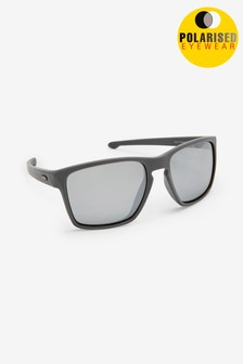 Grey Signature Sports Style Polarised Sunglasses