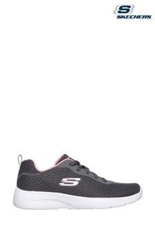 Skechers Grey Dynamight 2.0 Eye To Eye Shoes