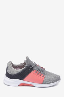 Buy Women s footwear Footwear Pink Pink Trainers Trainers from the ... 727238e696