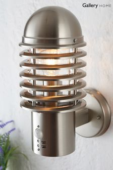 Archy PIR Outdoor Wall Light by Gallery Direct