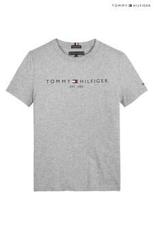 Tommy Hilfiger Grey Essential T-Shirt
