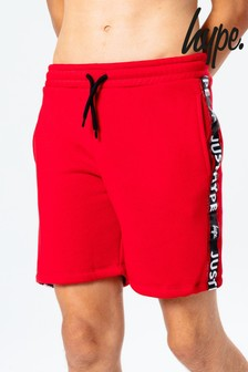 Hype. Kids Red JH Tape Shorts