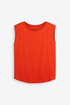 Orange Emma Willis T-Shirt