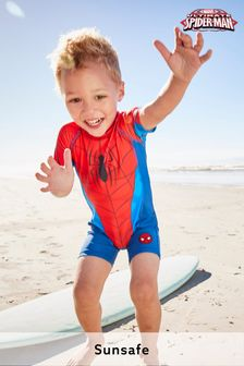 Spider-Man™ Sunsafe Swimsuit (3mths-8yrs)