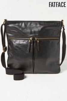 FatFace Black Amy Cross Body Bag