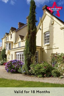 Gourmet Escape To Essebourne Manor Gift Experience by Activity Superstore