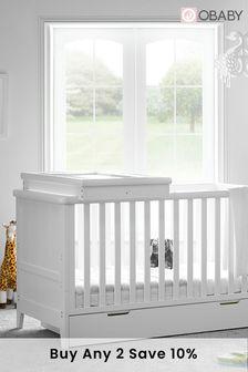 Obaby Belton 3 Piece White Furniture