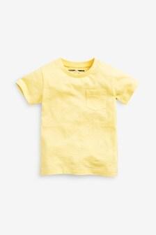 Yellow T-Shirt (3mths-7yrs)