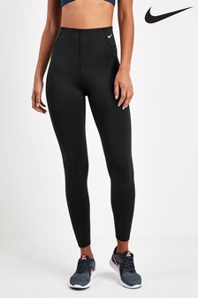 Nike High Waist Black Victory Sculpt Training Leggings