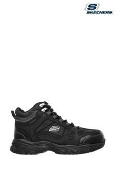 SkechersR Black Ledom Boots