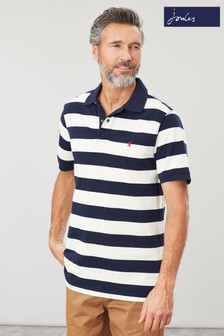 Joules Filbert Striped Classic Fit Polo