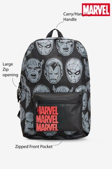Black Marvel® Backpack